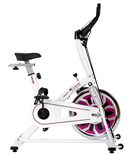 Home Exercise Equipment Usa: Body Xtreme Fitness Home Exercise Bike With BONUS Cooling