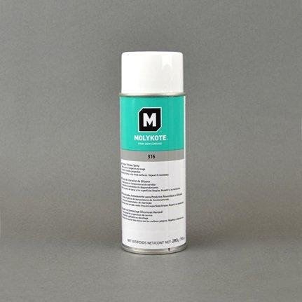 Dow Corning - Molykote 316 Silicone Release Agent, 10 ounces by Molykote (Image #1)