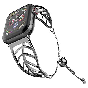 Amazon.com: UooMoo Women Bracelet Compatible Apple Watch