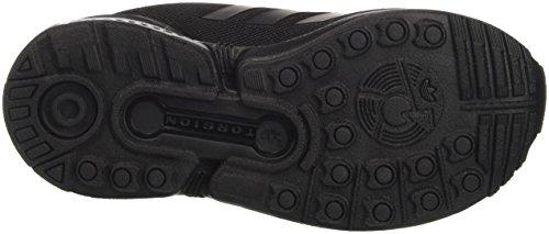 adidas Baskets Originals Zx Flux-S82695, Zapatillas para Niños Negro (Core Black)