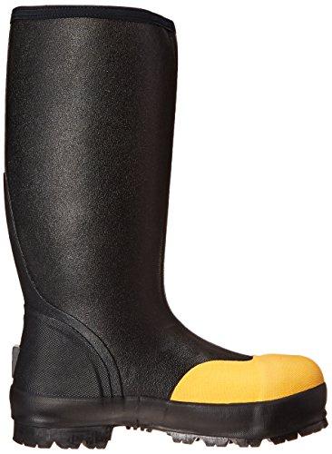 Bogs Mens Forge FR St Waterproof Work Boot Black
