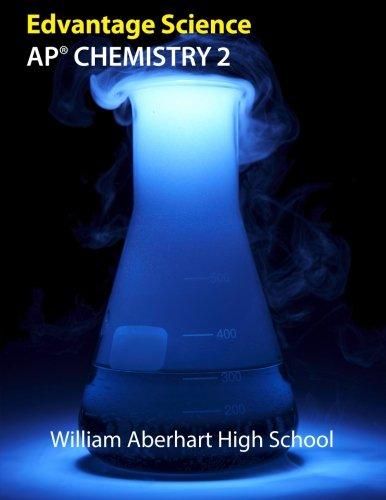 AP Chemistry 2: William Aberhart High School