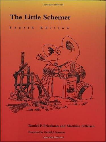 The Little Schemer - 4th Edition: 8601300171425: Computer