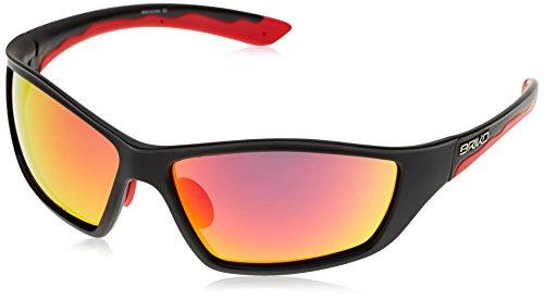 Briko Action Lunettes avec gamme chromatique de catégorie 3 noir/rouge