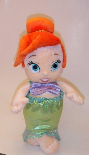 babies little mermaid ariel plush