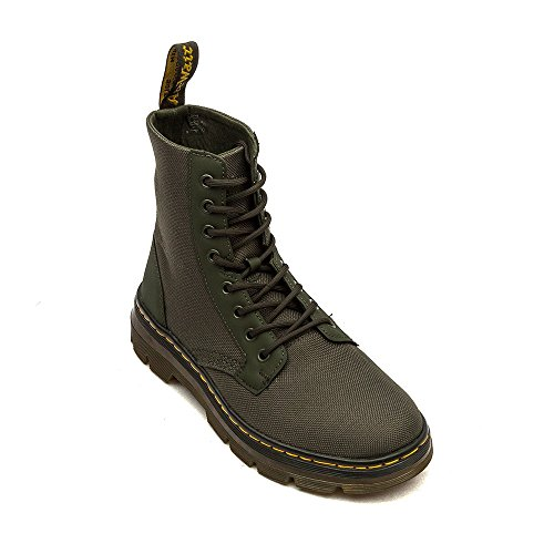 Rubbery Adults Dr Cordura Combs Black Unisex Martens RtRzwUxY
