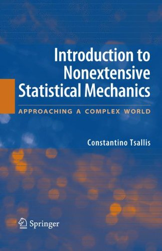 Introduction to Nonextensive Statistical Mechanics: Approaching a Complex World