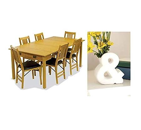 Traditional Expanding Table (Oak)