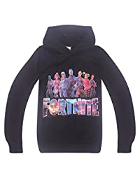 Thombase Fortnite Hoodies PS4 Gaming Unisex Top Sweaters Jumper Sweatshirts