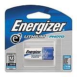 Photo : Energizer 123 Lithium Camera Battery - EL123APBP