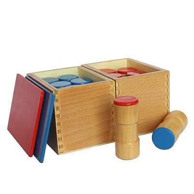 Elite Montessori Sound Boxes: Toys & Games