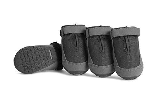 Ruffwear Summit Trex Boots for Dogs, Twilight Gray, 1.5 in (38 mm) (Boots Weather Dog)