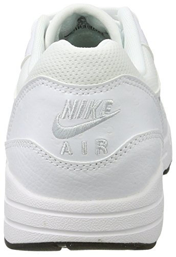 Bianco Black White 0 Air 2 Mtlc Nike Platinum Wmns Donna Scarpe 1 Ginnastica White da Ultra Max ZfxZSwqaP