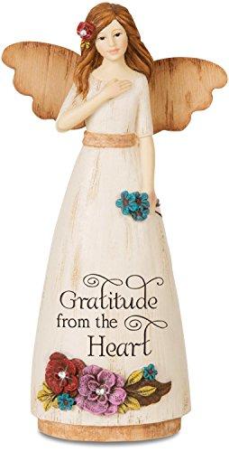 Pavilion Gift Company 03009 Thank You Angel Figurine, 6-Inch