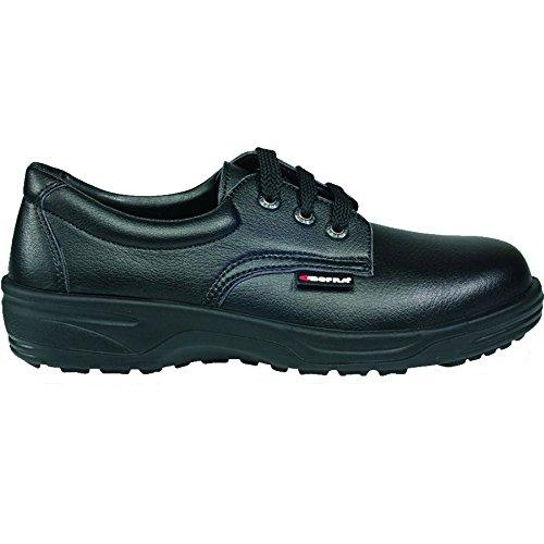 """Cofra 34442-008.W42 S2 SRC taglia 42 """"Pharm"""" Scarpe di sicurezza, colore: nero"""