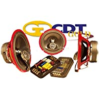 Hd-63 Gold - CDT Audio 6.5 2 Way Gold Series Component System