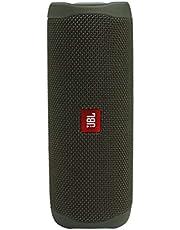 JBL FLIP 5 Waterproof Portable Bluetooth Speaker, Green