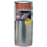 Reflectix ST16025 Staple Tab Insulation 16 Inch x 25 ft Roll