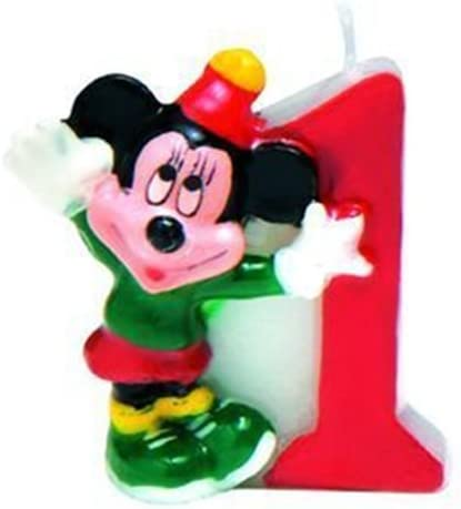Amazon.com: Mickey Mouse Party – Mickey & amigos torta de ...