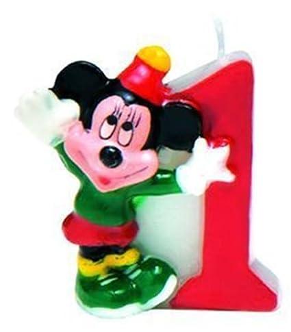 Amazon.com: Mickey Mouse Party – Mickey & amigos torta de ...