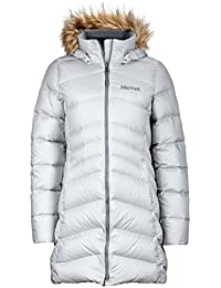 Montreal Women's Knee-Length Down Puffer Coat, Fill Power...