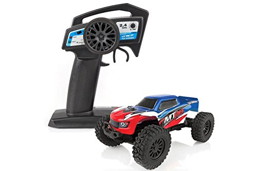 Team Associated 1/28 2WD MT28 Monster Truck Brushed RTR from Team Associated