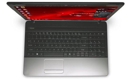 Packard EasyNote  inch Laptop Black dp BCFHPKU