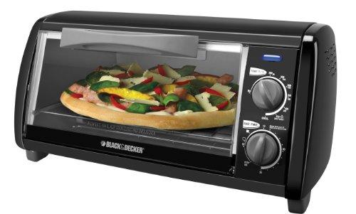 Black Decker TO1420B 4 Slice Toaster