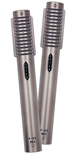 Royer R-122 MKII-MP Matched Pair by Royer