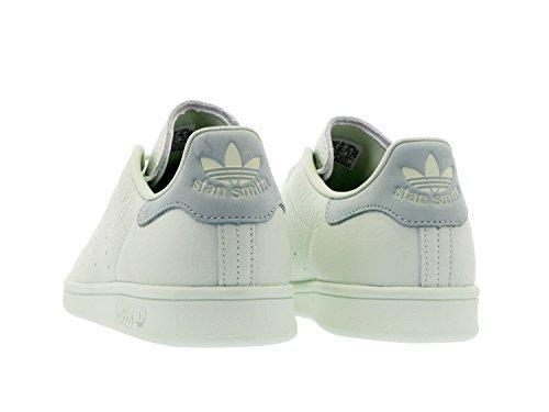 adidas Herren Originale Stan Smith Sneaker Leinen Grün / Leinen Grün / Taktil Grün