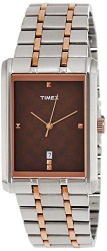 Timex Fashion Analog Brown Dial Men #39;s Watch   TI000M70300