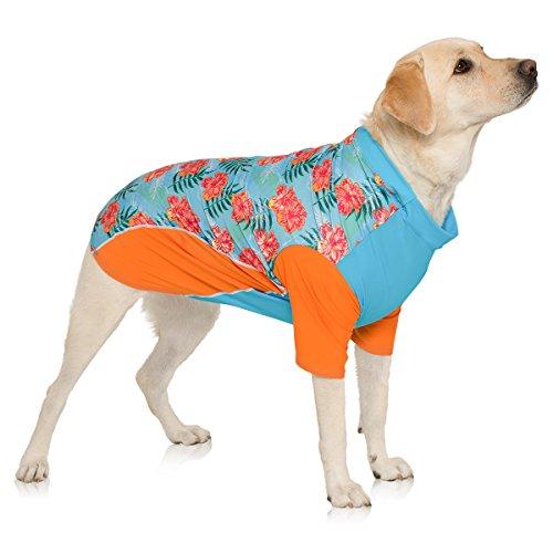PlayaPup Sunprotective Yorkie Shirt
