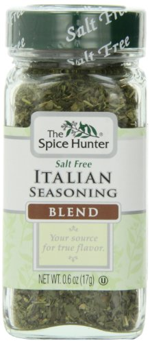 The Spice Hunter Italian Seasoning Blend, 0.6-Ounce Jar by Spice Hunter