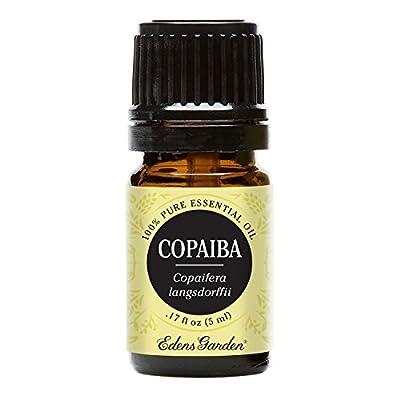 Copaiba 100% Pure Therapeutic Grade Essential Oil by Edens Garden