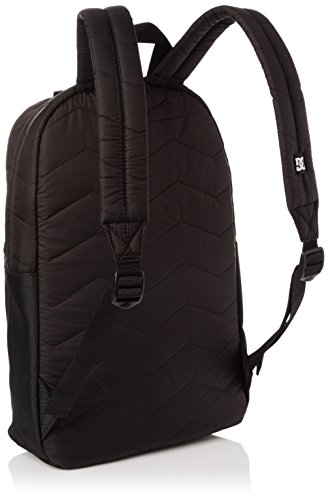 Kvj0 Backpack M Black Shoes Black Fabrics Mens Bunker DC Bkpk 6YwOZI