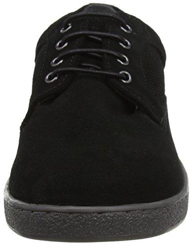 Uomo Falcon Black Sneaker Nero Red 0 Tape CHqP4t
