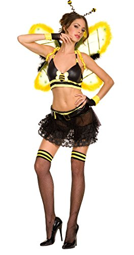Rave  (Cute Honey Bee Costumes)