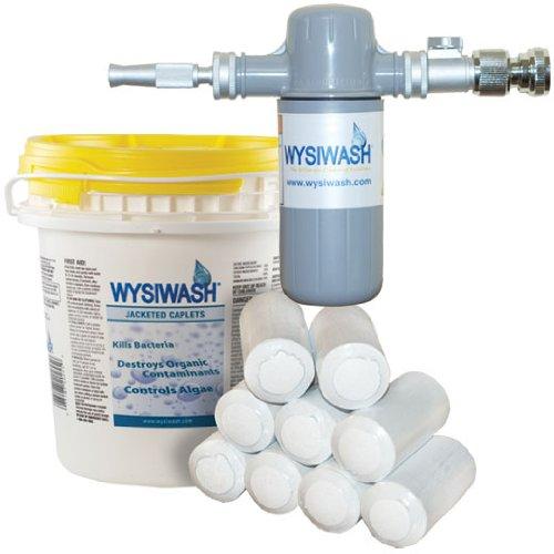 Wysiwash Sanitizing System by Wysiwash