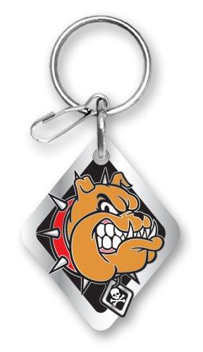Bulldog Enamel Key Chain (Bulldogs Enamel)
