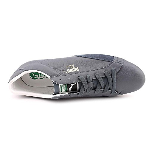 Puma Menns Matche Vulc Klassisk Sneaker Turbulens / Breen Grå