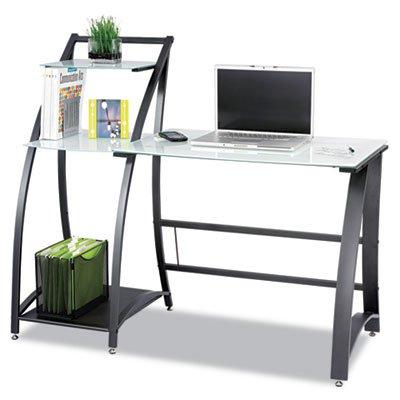 Safco – Xpressions Computer Workstation – Black