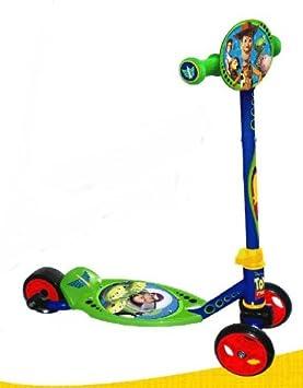 Patinete 3r Toy Story: Amazon.es: Juguetes y juegos