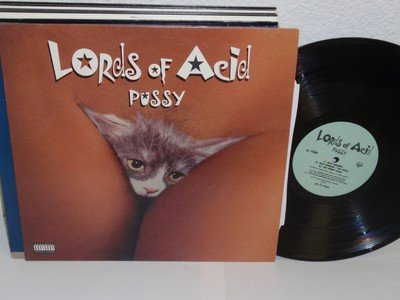 (LORDS OF ACID Pussy (remixes) 12