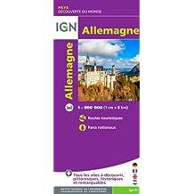 IGN /86102 ALLEMAGNE - GERMANY