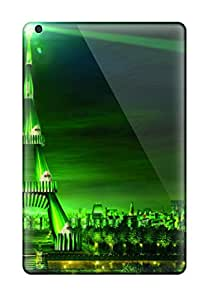 Premium NObWsSg4762xtzfX Case With Scratch-resistant/ Eiffel Tower Made From Heineken Bottles Of Beer Case Cover For Ipad Mini/mini 2