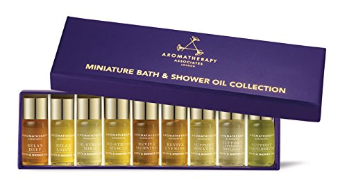 - Aromatherapy Associates Miniature Bath And Shower Oil Collection, 10 x 3 ml