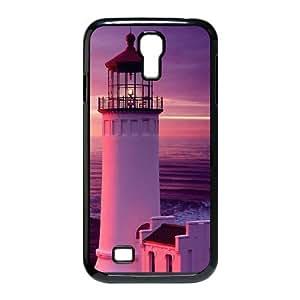 Samsung Galaxy S4 Case Lighthouse 4, - [Black] Cathycutecat