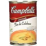Campbells, Crema de Flor de Calabaza, 420 gramos