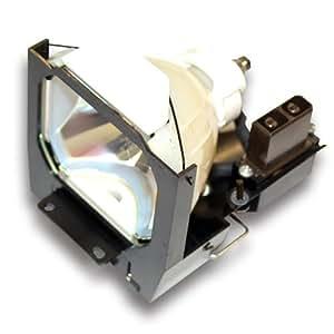 MITSUBISHI LVP-X250U Projector–Lámpara de proyector con carcasa