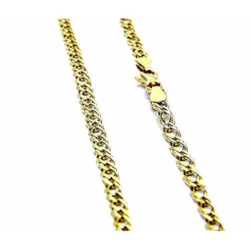 f232a0ef5146 50% de descuento Pegaso Gioielli - Cadena de oro amarillo de 18 ct y ...